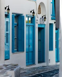 traditional mykonos